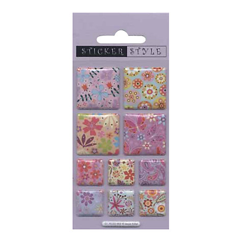 Buy Flower Panel Stickers Online at johnlewis.com