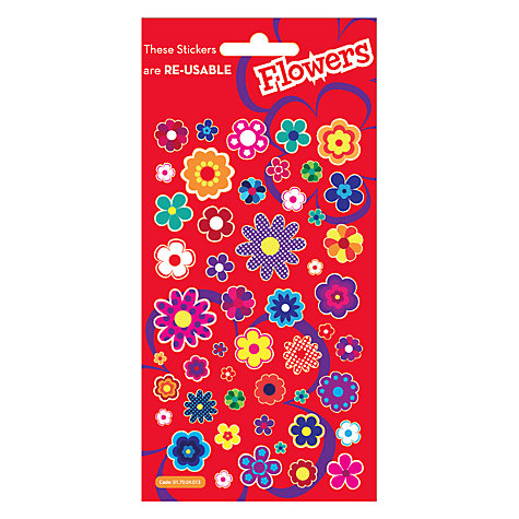Buy Flower Power Stickers Online at johnlewis.com