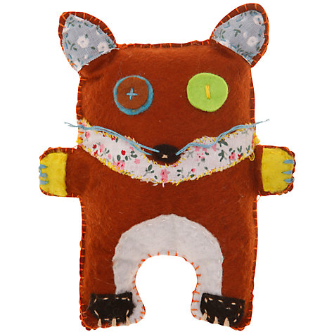 Buy Sass & Belle Do It Yourself Craft Kit, Fox Online at johnlewis.com