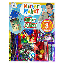 Buy Mister Maker Glitter Makes Kit Online at johnlewis.com
