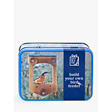 Buy Apples To Pears Mini Tin, Build Your Own Birdfeeder Online at johnlewis.com