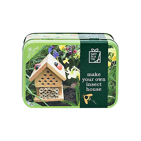 Buy Apples to Pears Mini Tin, Make Your Own Insect House Online at johnlewis.com