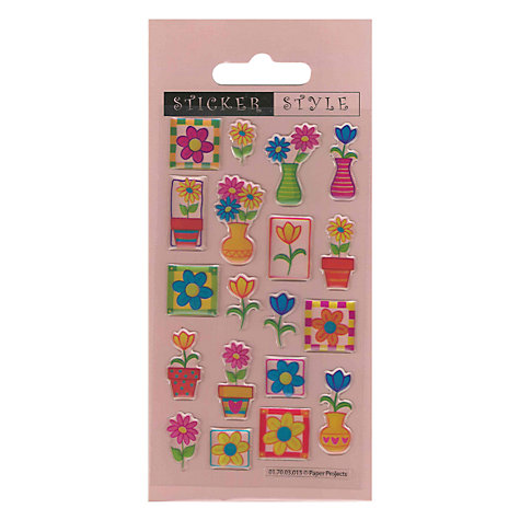 Buy Pretty Petal Stickers Online at johnlewis.com
