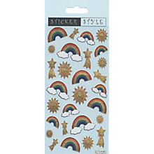 Buy Rainbow Stickers Online at johnlewis.com