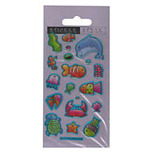 Buy Sea Creatures Stickers Online at johnlewis.com