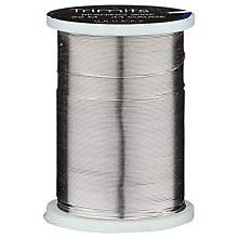 Buy Groves A La Mode 34 Gauge Beading Wire, 21.94m Online at johnlewis.com