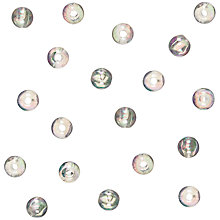 Buy Groves A La Modes Trimits Essentials 8mm Round Beads, Pack of 60, Pearl Online at johnlewis.com