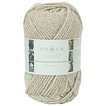 Buy Rowan British Sheep Breeds Chunky Undyed Yarn Online at johnlewis.com