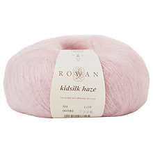 Buy Rowan Kidsilk Haze Fine Yarn, 25g Online at johnlewis.com