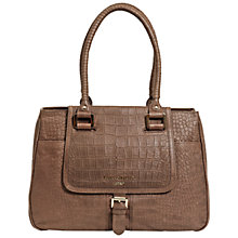 Buy Paul Costelloe Olivia Tote Handbag, Taupe Online at johnlewis.com