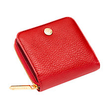 Buy Aspinal of London Katie Mini Continental Zipped Purse Online at johnlewis.com