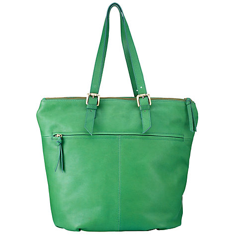 Buy Collection WEEKEND by John Lewis Shopper, Green Online at johnlewis.com