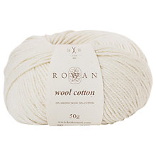 Buy Rowan Wool Cotton DK Yarn, 50g Online at johnlewis.com