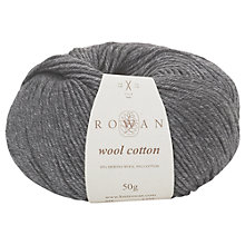 Buy Rowan Wool Cotton Yarn, 50g Online at johnlewis.com