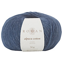 Buy Rowan Alpaca Cotton Yarn Online at johnlewis.com