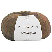 Buy Rowan Colourspun Yarn, 50g Online at johnlewis.com