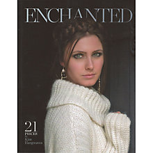 Buy Enchanted by Kim Hargreaves Knitting Book Online at johnlewis.com