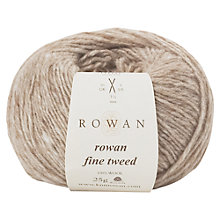 Buy Rowan Fine Tweed Yarn Online at johnlewis.com