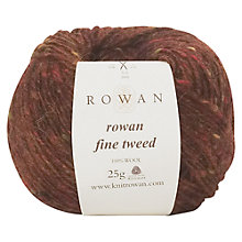 Buy Rowan Fine Tweed Yarn, 25g Online at johnlewis.com