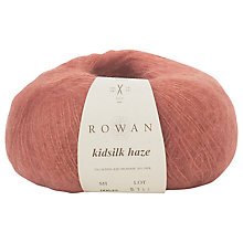 Buy Rowan Kidsilk Haze Yarn, 25g Online at johnlewis.com