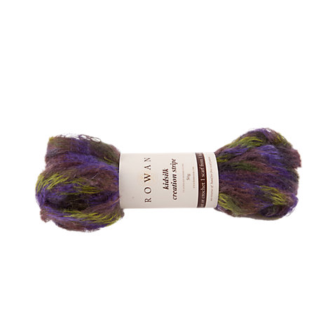 Buy Rowan Kidsilk Creation Stripe Yarn, 50g Online at johnlewis.com