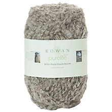 Buy Rowan Purelife British Sheep Breeds Boucle Yarn Online at johnlewis.com