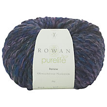 Buy Rowan Purelife Renew Yarn Online at johnlewis.com