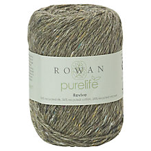 Buy Rowan Purelife Revive Yarn, 50g Online at johnlewis.com