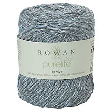 Buy Rowan Purelife Revive Yarn, 50g, Marble Online at johnlewis.com
