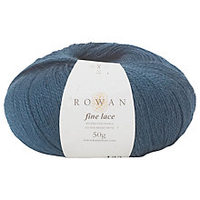 Buy Rowan Fine Lace Yarn Online at johnlewis.com