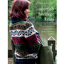 Buy Rowan Scottish Heritage Knits Knitting Pattern Book Online at johnlewis.com