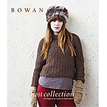 Buy Rowan Frost Collection Knitting Patterns Brochure Online at johnlewis.com