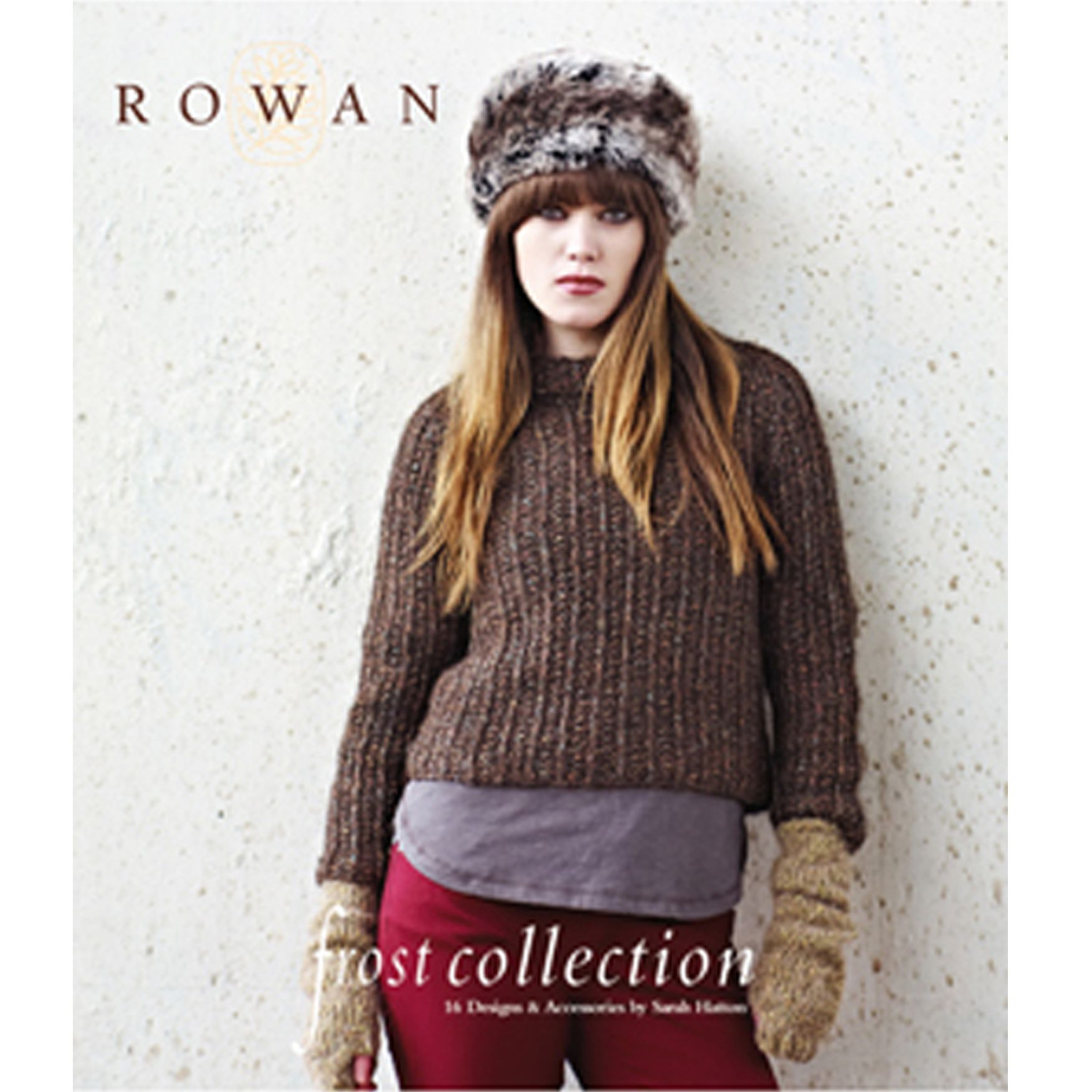 Knitting Pattern John Lewis : Buy Rowan Frost Collection Knitting Patterns Brochure John Lewis