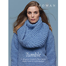Buy Rowan Tumble Knitting Pattern Brochure Online at johnlewis.com