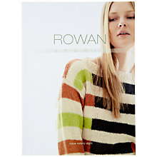 Buy Rowan Studio Knitting Pattern Brochure, Issue 28 Online at johnlewis.com