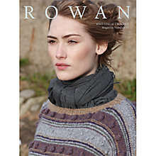 Buy Rowan Knitting and Crochet Magazine, Issue 52 AW12 Online at johnlewis.com