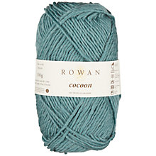 Buy Rowan Cocoon Yarn, 100g, Duck Down Online at johnlewis.com