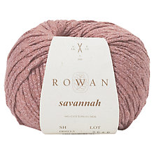 Buy Rowan Savannah Yarn Online at johnlewis.com