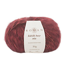 Buy Rowan Kidsilk Haze Trio Yarn Online at johnlewis.com