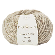 Buy Rowan Tweed Aran Yarn Online at johnlewis.com