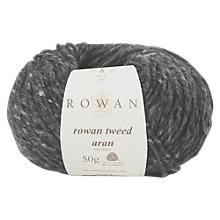 Buy Rowan Tweed Aran Yarn, 50g Online at johnlewis.com