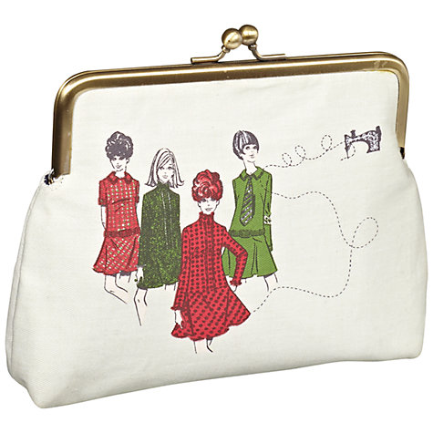 Buy Vintage by Hemingway Twiggy Sewing Purse Online at johnlewis.com