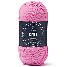 Buy John Lewis Baby DK Yarn, 50g Online at johnlewis.com