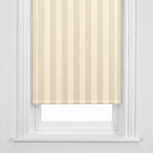 Buy John Lewis Malmo Stripe Roller Blind, Natural Online at johnlewis.com