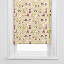 Buy John Lewis Olive Oil Roller Blind, Mulberry Online at johnlewis.com