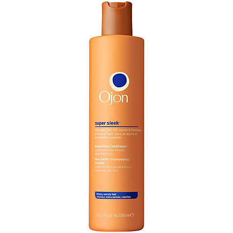 Buy Ojon® Super Sleek Smooth Conditioner, 250ml Online at johnlewis.com