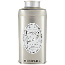 Buy Penhaligon's Vanities Talcum Powder, 100g Online at johnlewis.com