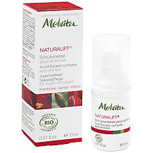 Buy Melvita Naturalift® Youthful Skin Complex for Eyes and Lips, 15ml Online at johnlewis.com