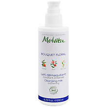 Buy Melvita Softening Cleansing Milk Floral Bouquet for Dry Skin, 200ml Online at johnlewis.com