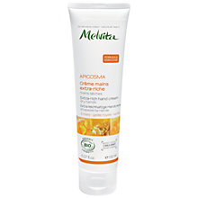 Buy Melvita Apicosma Rich Hand Cream, 150ml Online at johnlewis.com